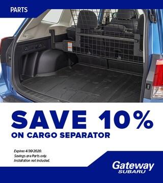 Cargo Separator