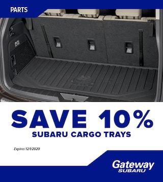 Cargo Trays