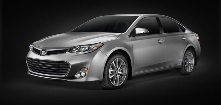 2014 Toyota Avalon Limited Exterior Front