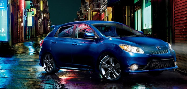 2014 Toyota Matrix S Package Exterior Front