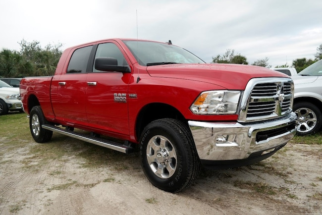 2018 Ram 2500 BIG HORN MEGA CAB 4X4 6'4 BOX