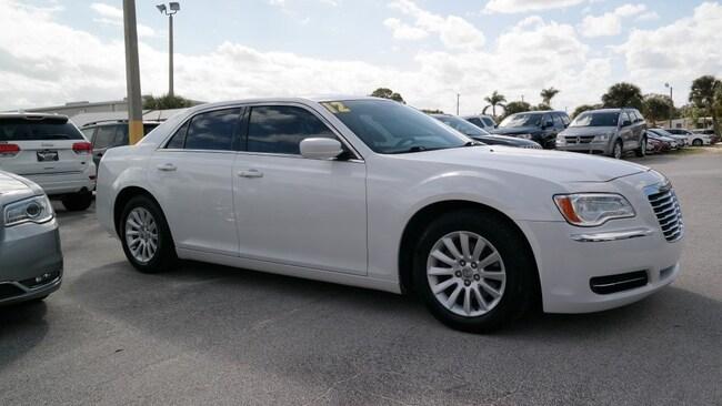 2012 Chrysler 300 Sedan