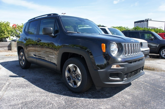 2018 Jeep Renegade SPORT FWD