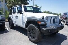 2018 Jeep Wrangler UNLIMITED SPORT 4X4