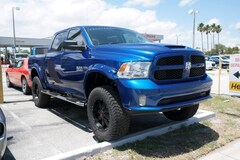 2018 Ram 1500 BLACK MOUNTAIN EDITION CREW CAB 4X4 5'7 BOX