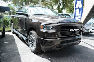 2019 Ram 1500 BIG HORN CREW CAB 4X2 5'7 BOX