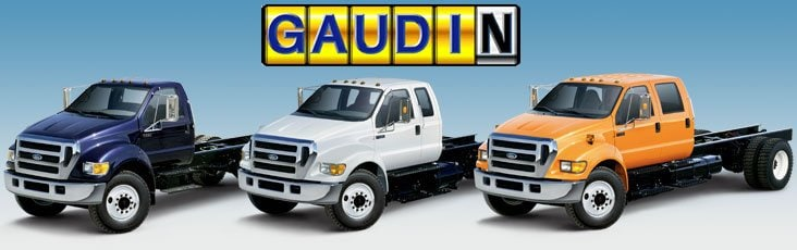 Gaudin Ford Commercial & Fleet Services
