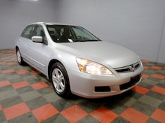 2007 Honda Accord 2.4 SE Sedan