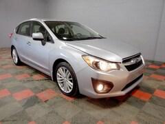 2013 Subaru Impreza 2.0i Limited 5dr Sedan