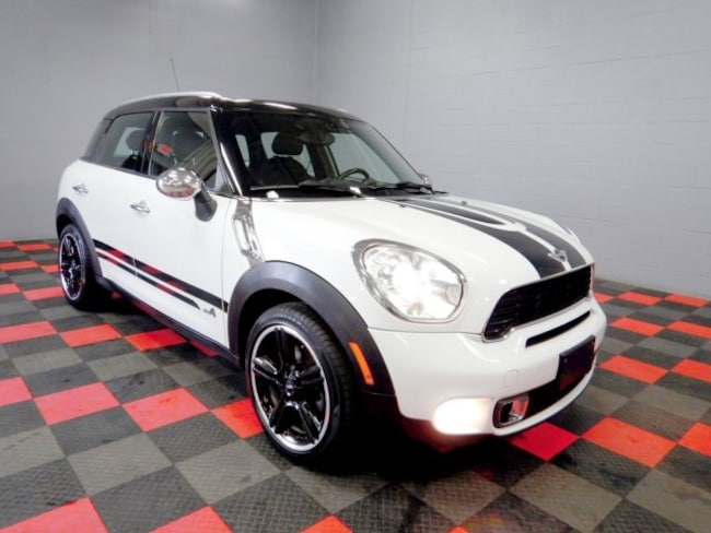 Used 2011 Mini Cooper S Countryman For Sale Endicott Ny