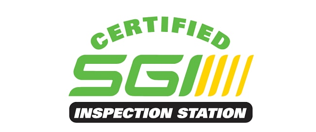 Certified Vehicle Inspection Stations - SGI | Gauvin Motors Ltd