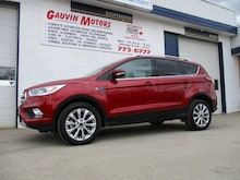2018 Ford Escape TITANIUM ALL OPTIONS SUV
