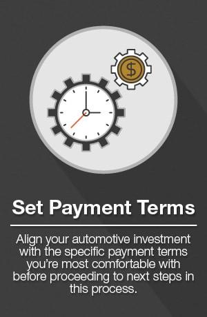 Set Payment Terms