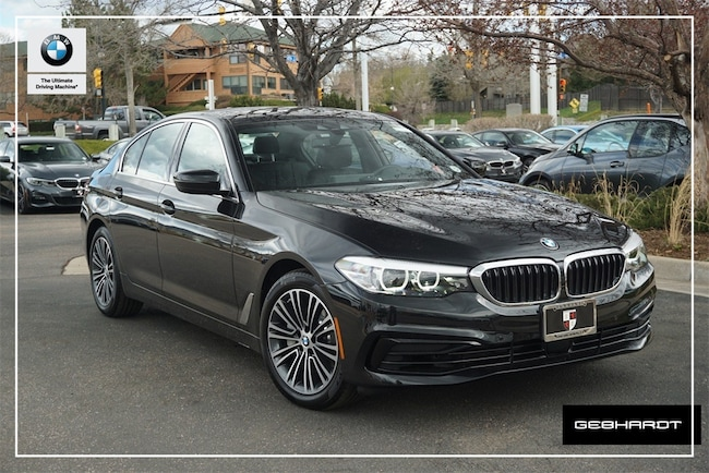 New 2019 Bmw 540i For Sale At Gebhardt Bmw Vin
