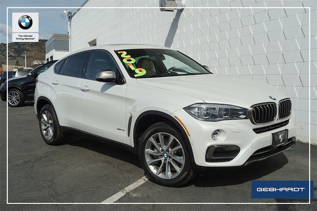 2018 BMW  X6: News, Changes, Specs, Price >> Pre Owned 2018 Bmw X6 For Sale At Gebhardt Bmw Vin 5uxku2c51j0z62663