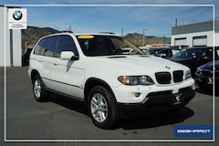 2005 BMW X5 3.0i SUV in [Company City]