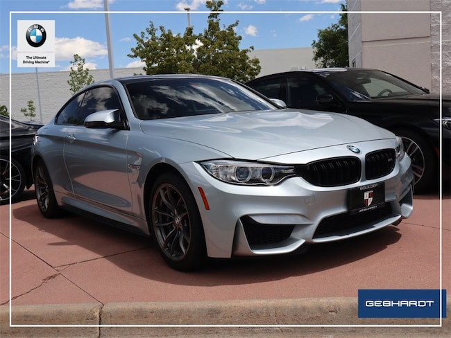 2017 BMW M4 M Coupe