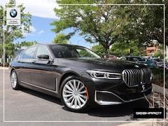 2020 BMW 745e xDrive Sedan