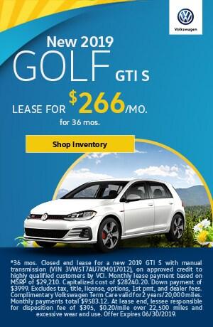 2019 Golf GTI - June