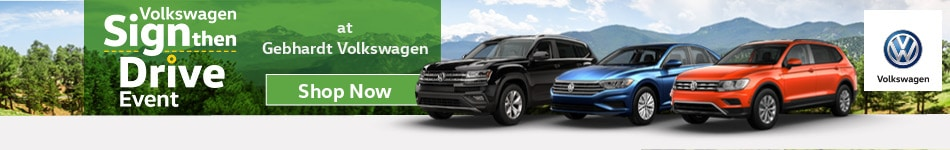 2019 VW Sign then Drive Event - No Offer