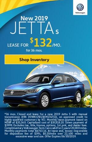 2019 Jetta S - June