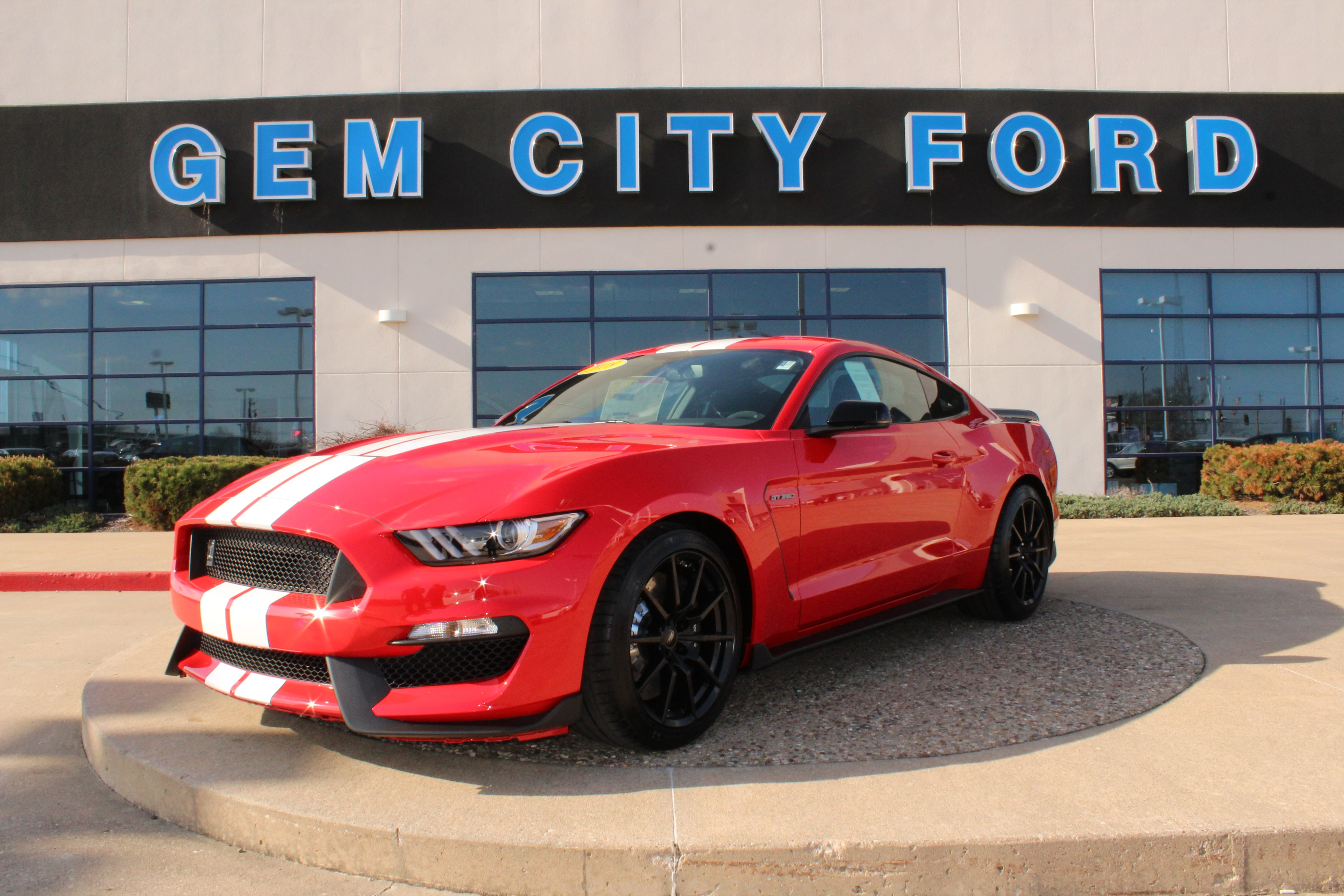 2018 Ford Mustang Shelby GT350 Shelby GT350 Coupe