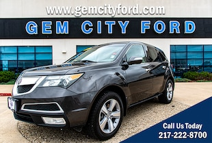 2011 Acura MDX Technology SH-AWD SUV