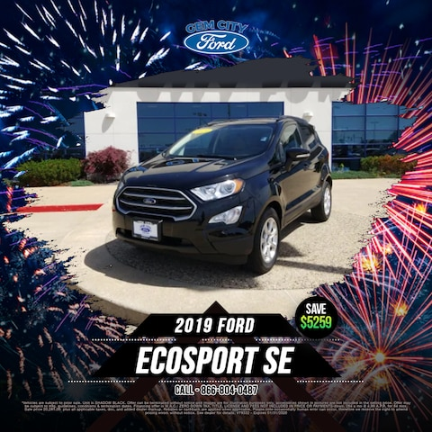 Gem City Ford has your tax time deals covered