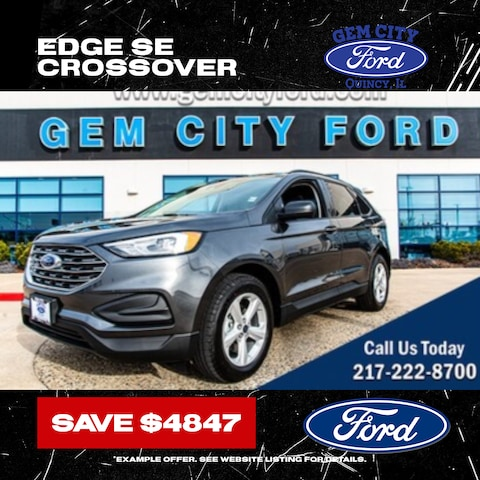 2020 Ford Edge SE - Save Now!