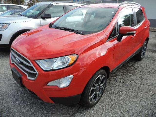 2018 Ford EcoSport Crossover