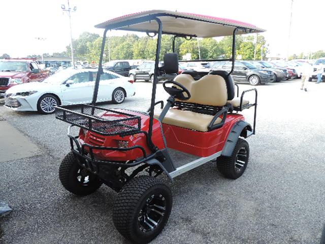 2017 Star EV Golf Cart