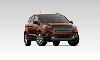 2018 Ford Escape Titanium - Maroon - For sale at Gene Messer Amarillo