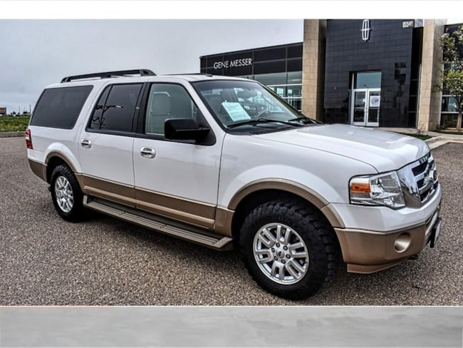 2014 Ford Expedition EL XLT SUV