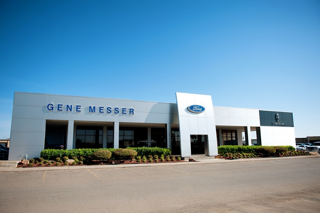 Gene Messer Ford >> About Gene Messer Ford Dealer Serving Brownfield Tx