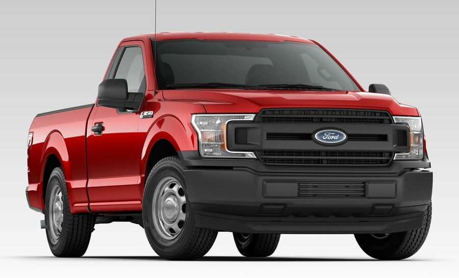 New & Used Ford F-150 for Sale in Lubbock TX