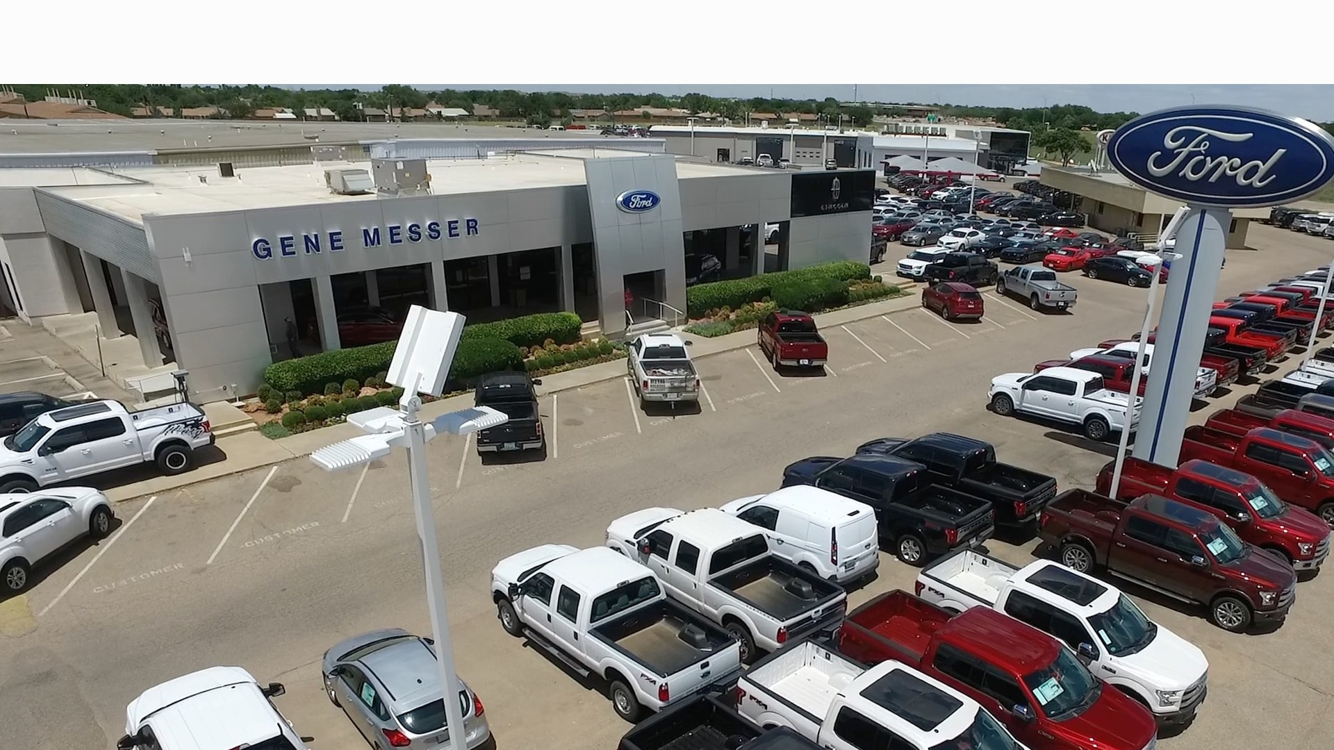 Gene Messer Ford Lincoln New Used Ford Car Dealership In Lubbock Tx