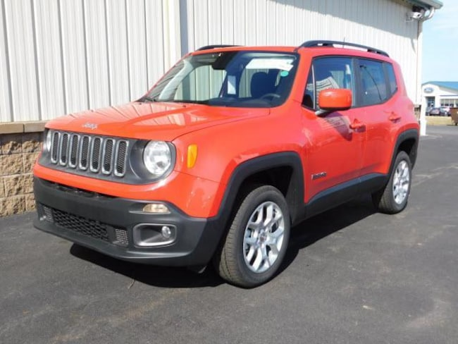 New 2018 Jeep Renegade For Sale Near Rochester, NY | Genesee Valley