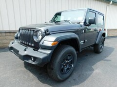New 2018 Jeep Wrangler SPORT 4X4 Sport Utility for sale/lease near Rochester, NY