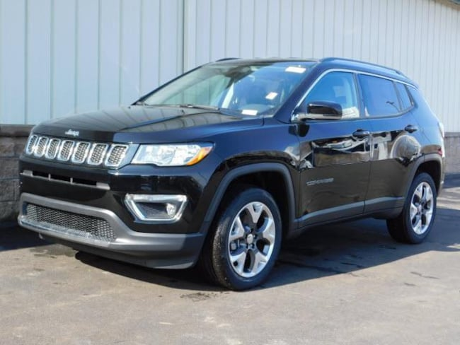 New 2018 Jeep Compass LIMITED 4X4 Sport Utility for sale/lease near Rochester, NY