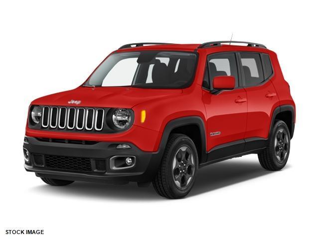 2017 Jeep Renegade ALTITUDE 4X4 Sport Utility