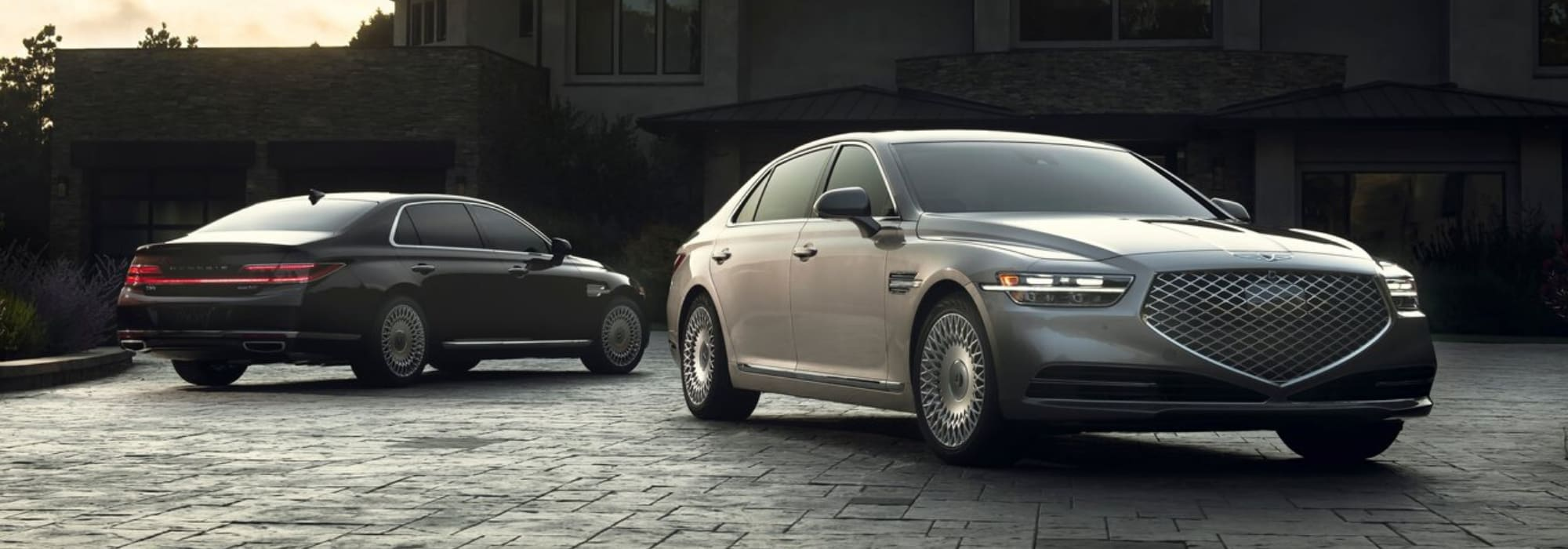 New 2020 Genesis G90 Luxury Sedan hero image
