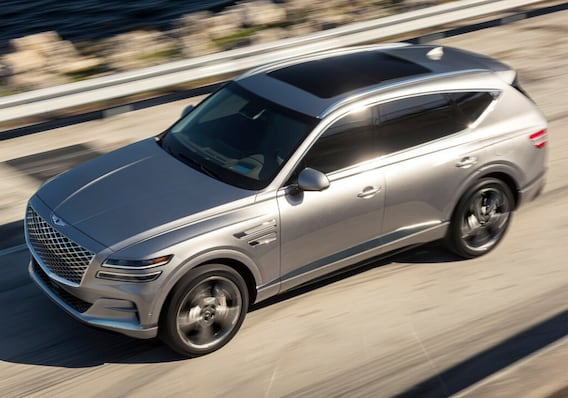 2021 Genesis Gv80 Vs Mercedes Benz Gle Class Genesis Of