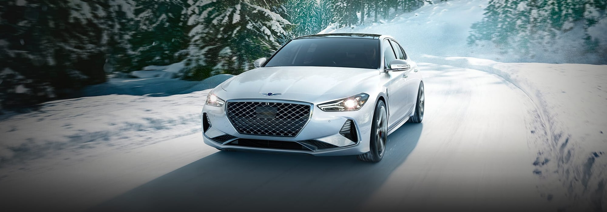 New 2020 Genesis G70 Luxury Sedan hero image
