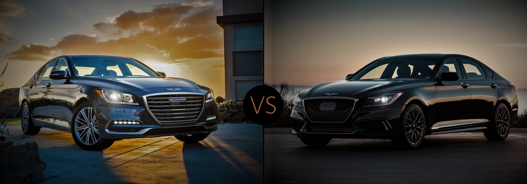 2020 Genesis G80 compared to the 2019 Genesis G80