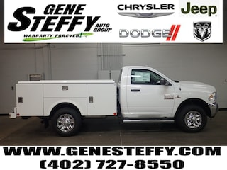 New Chrysler Dodge Jeep Ram Models 2018 Ram 3500 TRADESMAN CHASSIS REGULAR CAB 4X4 143.5 WB Regular Cab for sale in Fremont, ND