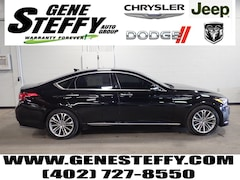 Used Vehicles for sale 2017 Genesis G80 3.8 Sedan KMHGN4JEXHU204323 in Fremont, NE