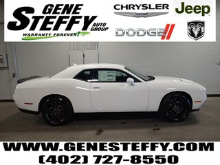 New Chrysler Dodge Jeep Ram Models 2019 Dodge Challenger SXT AWD Coupe for sale in Fremont, ND