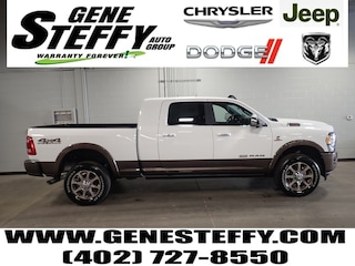 New Chrysler Dodge Jeep Ram Models 2019 Ram 2500 LARAMIE LONGHORN MEGA CAB 4X4 6'4 BOX Mega Cab for sale in Fremont, ND