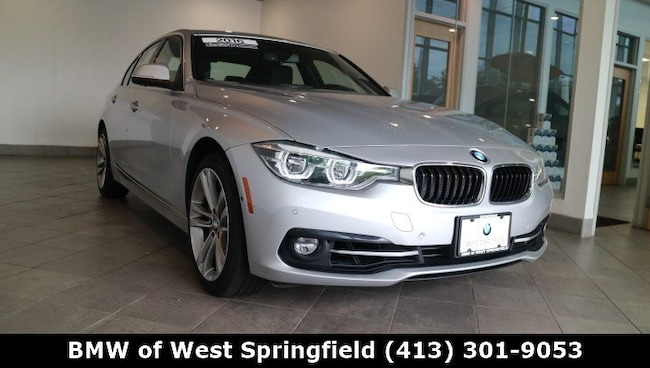2016 BMW 3 Series 340i xDrive Sedan