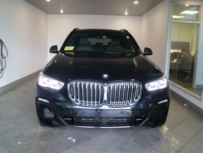 pre owned 2019 bmw x5 for sale at bmw of west springfield. Black Bedroom Furniture Sets. Home Design Ideas